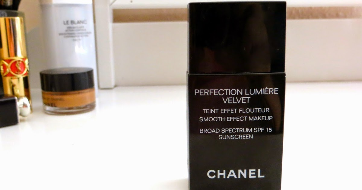 bewitched by blush review chanel perfection lumiere. Black Bedroom Furniture Sets. Home Design Ideas