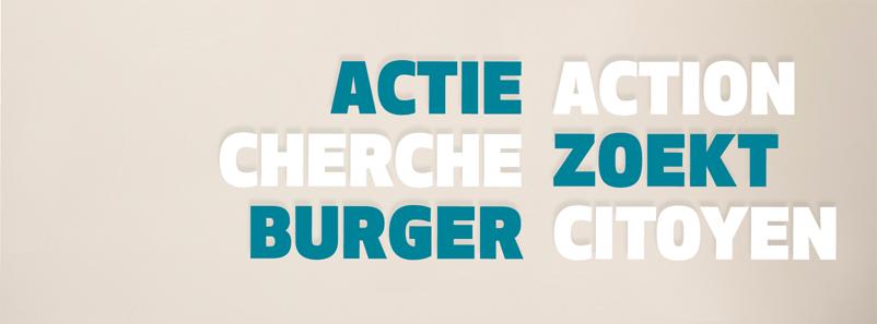 Actie zoekt Burger