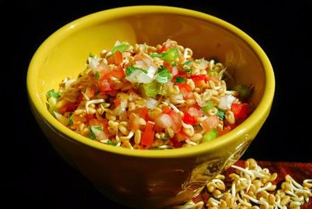 Món salad ngon tuyệt từ hạt methi