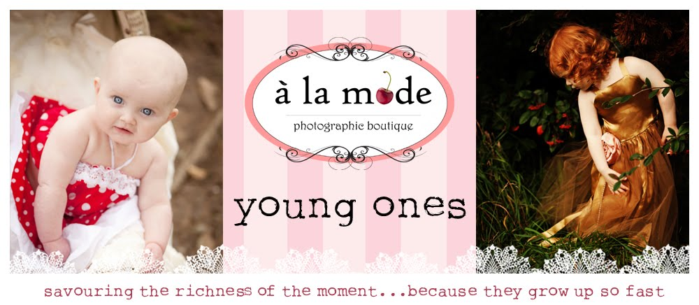 Young Ones A La Mode