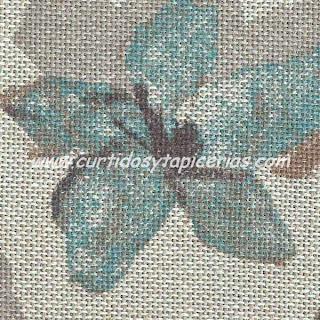 El calder ideas de decoraci n telas para tapizar en - Catalogo de telas para tapizar ...