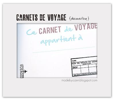 made by ozen carnet de voyage pour enfant les fondamentaux. Black Bedroom Furniture Sets. Home Design Ideas