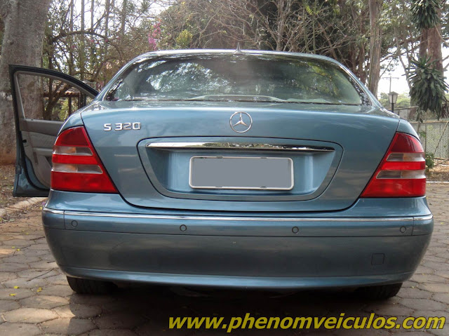 Mercedes-Benz Classe S 320 2002