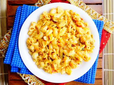 cheese Macaroni,Creamy Macaroni,Macaroni,Indian Macroni
