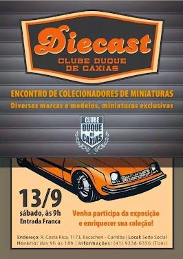 DIECAST CLUBE DUQUE DE CAXIAS