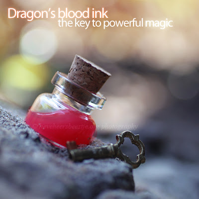 dragons blood ink