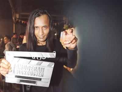 Malaysia, Hiburan, Artis Malaysia, Selebriti, Anugerah Blockbuster 2, ,Sofi Jikan, Penjahat, Terhebat