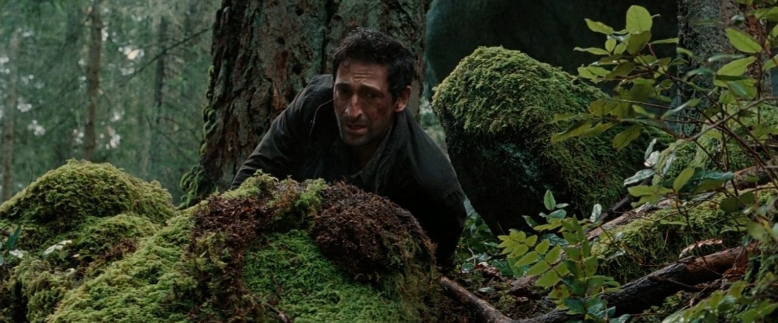 The Munki's Tree: A Re... Adrien Brody Wrecked