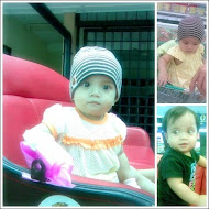 Aleesya 11 month