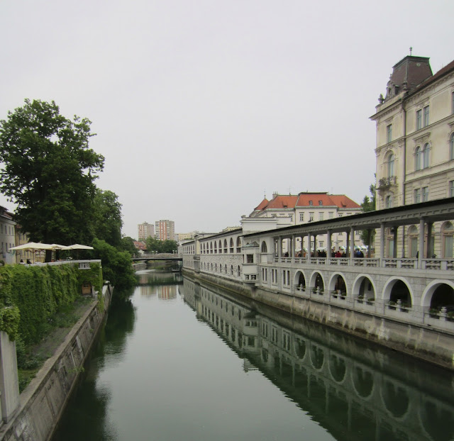 Ljubljanica River, Slovenia / Souvenir Chronicles