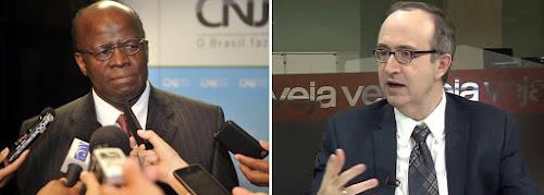 JB detona Reinaldo: pau mandado do PSDB