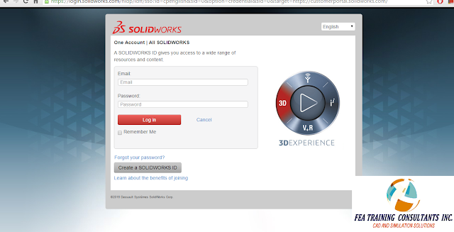 install network license in solidworks