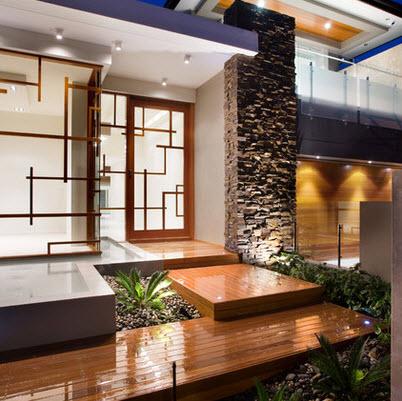 Fachadas de madera de casas modernas fotos construye hogar for Detalles para casas modernas