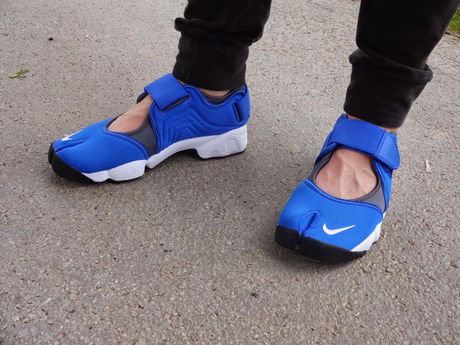 Nike Air Rift Hyper Blue/White