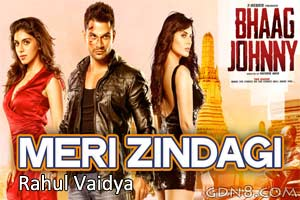 Meri Zindagi Lyrics - Bhaag Johnny