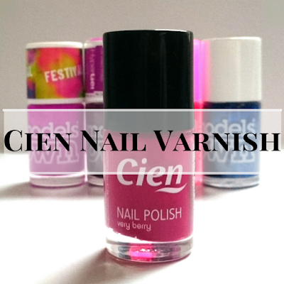 Cien Nail Varnish Review