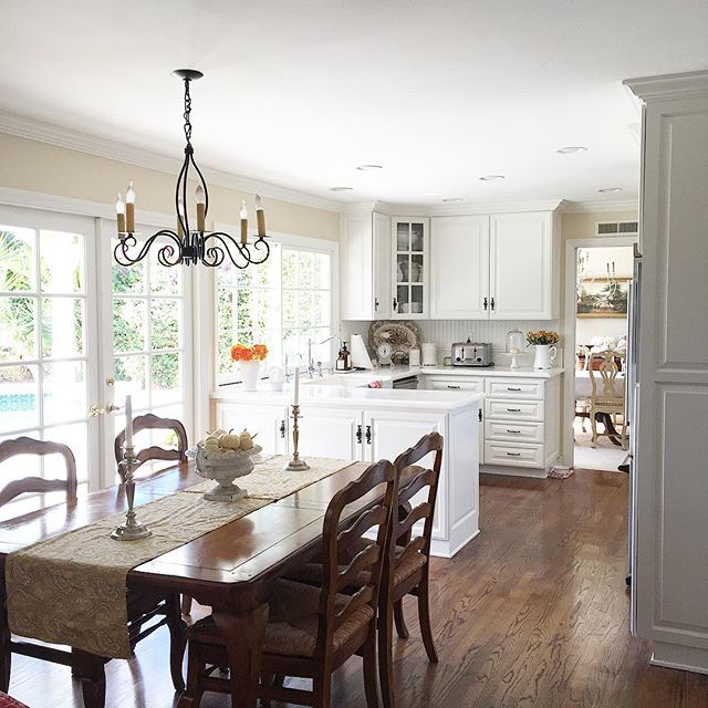 Maison de Cinq Blog White Kitchen