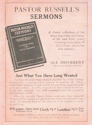 Pastor Russell's Sermons