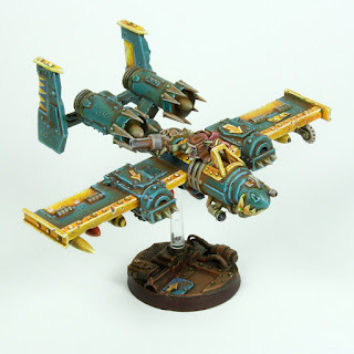 Converted Grot Plane Fighta-Bomma