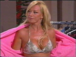 belen esteban joven guapa sexy a3 bikini