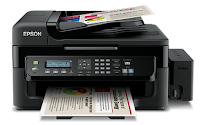 Epson L555 Series Drivers Download