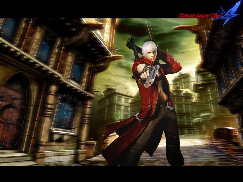 Devil May Cry HD & Widescreen Wallpaper 0.294780228523077