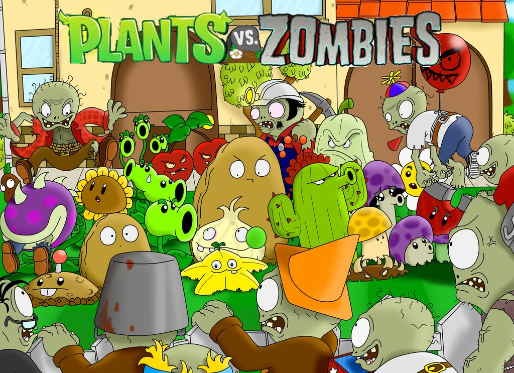plants vs zombies games android qvga