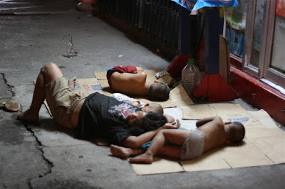 P4,000 For Each Homeless During APEC