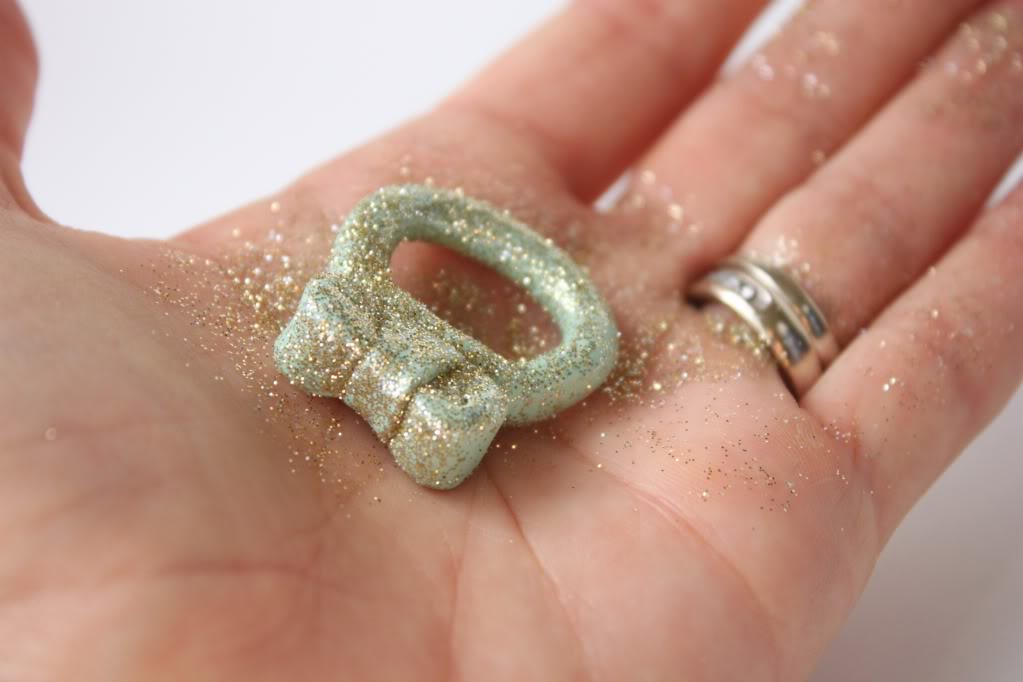 Polymer Clay Ring Diy