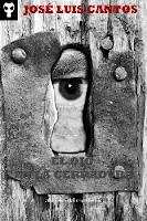 """Portada del libro """"El ojo en la cerradura"""", de José Luis Cantos"""