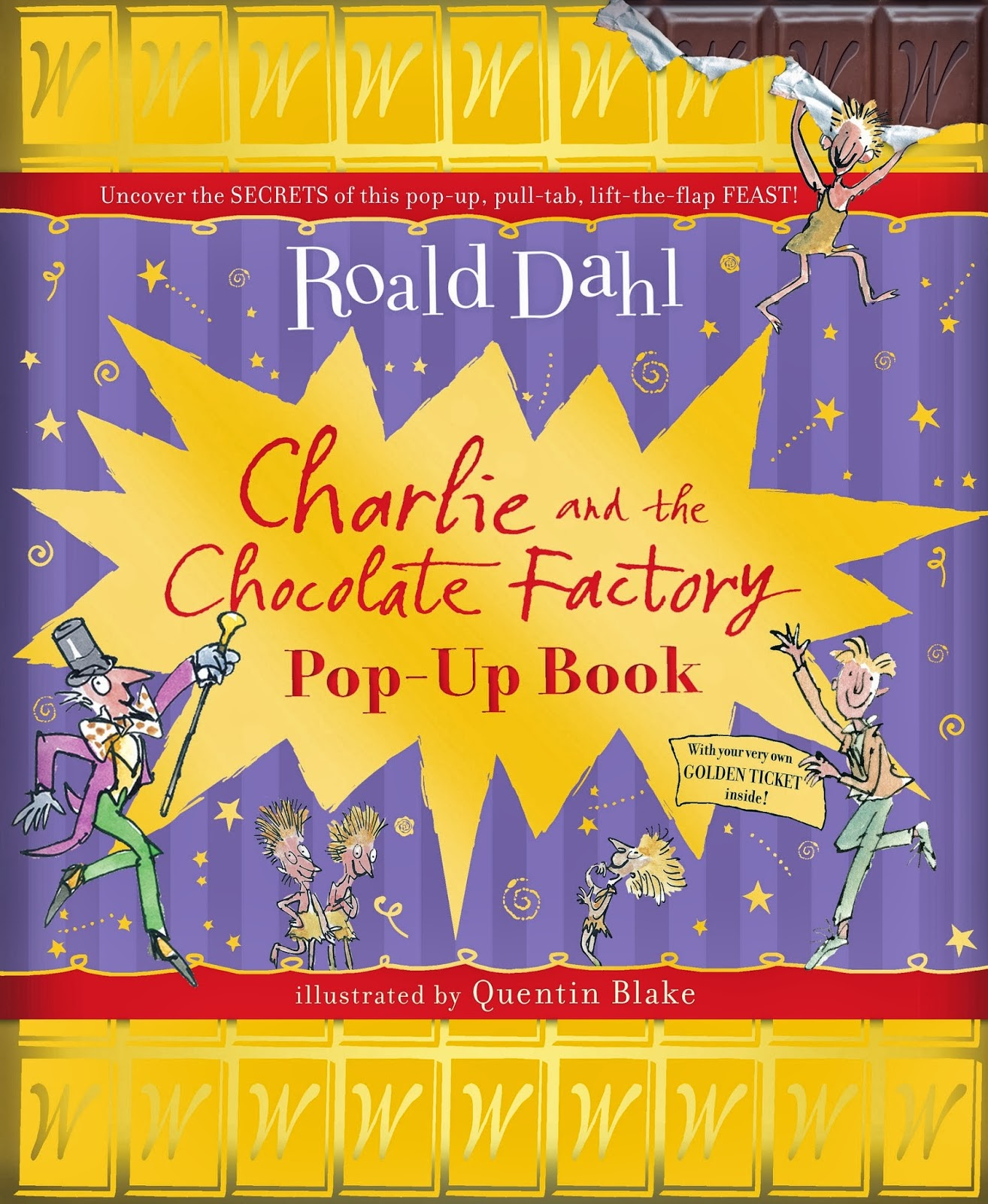 book review about charlie and the chocolate factory