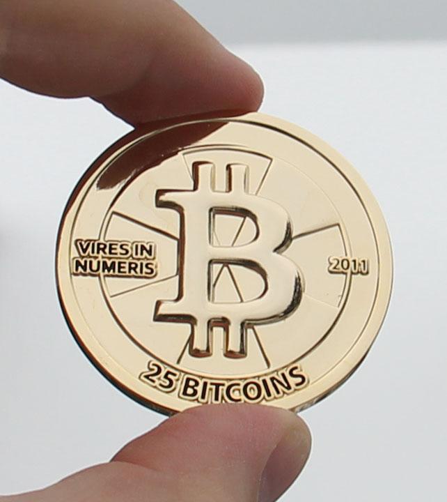 кто знаком с bitcoin