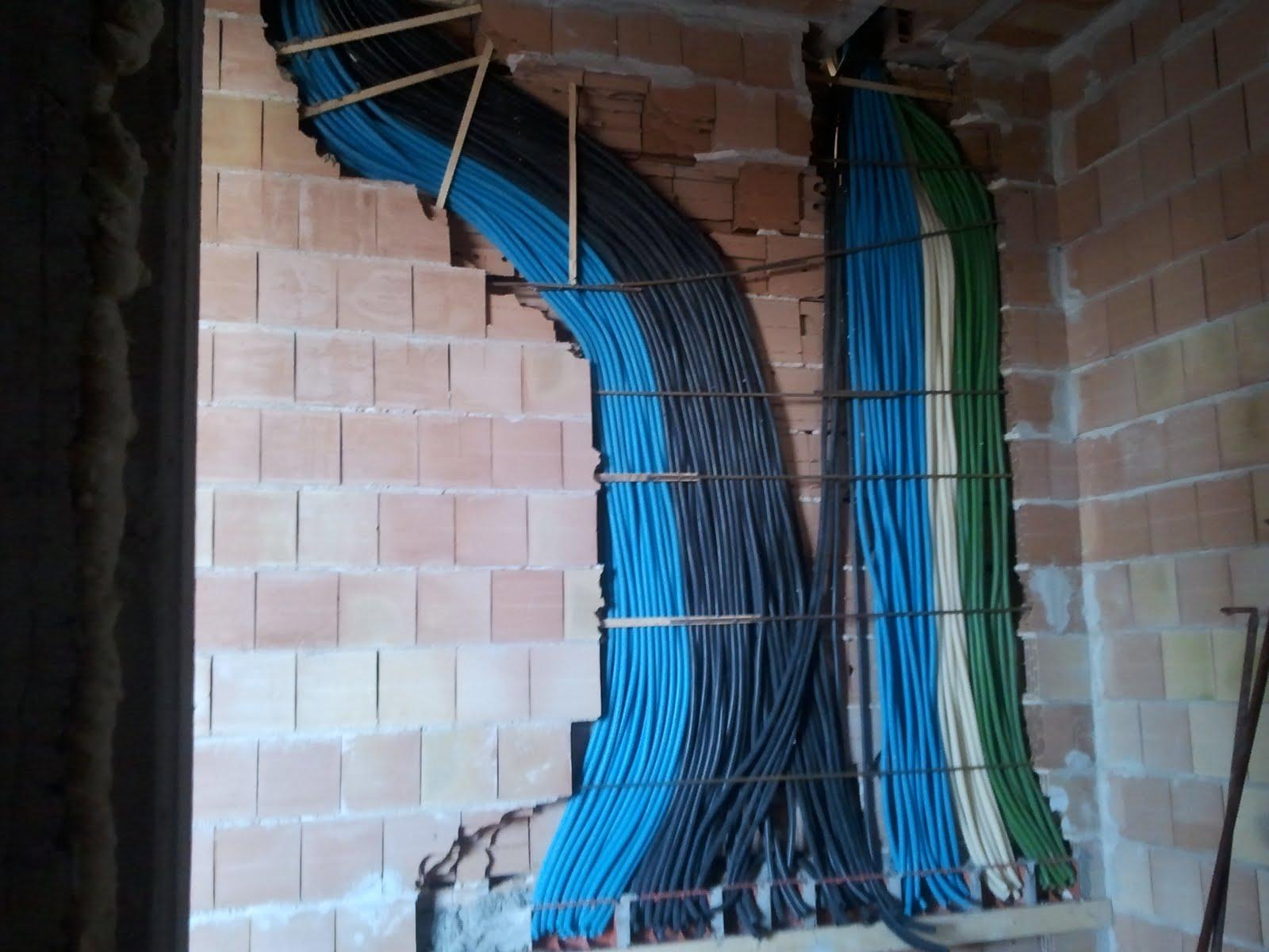 Cooperativa borgonuovo 167 barletta febbraio 2011 - Sezione cavi elettrici casa ...