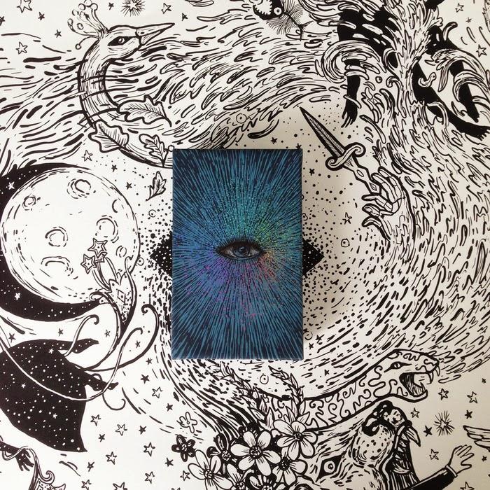 Mr  La-luna's Tarot Blog: The Prisma Visions Tarot by James R  Eads