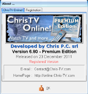 ChrisTV Online Premium Edition 6.80 Multilanguage