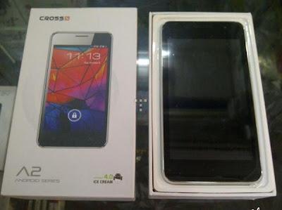 Spesifikasi, Harga Cross A2 Android Layar 5 inci