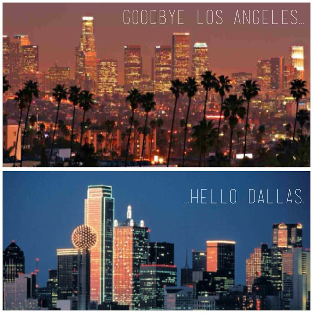 This HUGE Life Change Is Definitely Bittersweet As I Am Sad To Leave My  Beloved Los Angeles And All My Wonderful Friends Here After 5.5 Crazy,  Fun Filled, ...