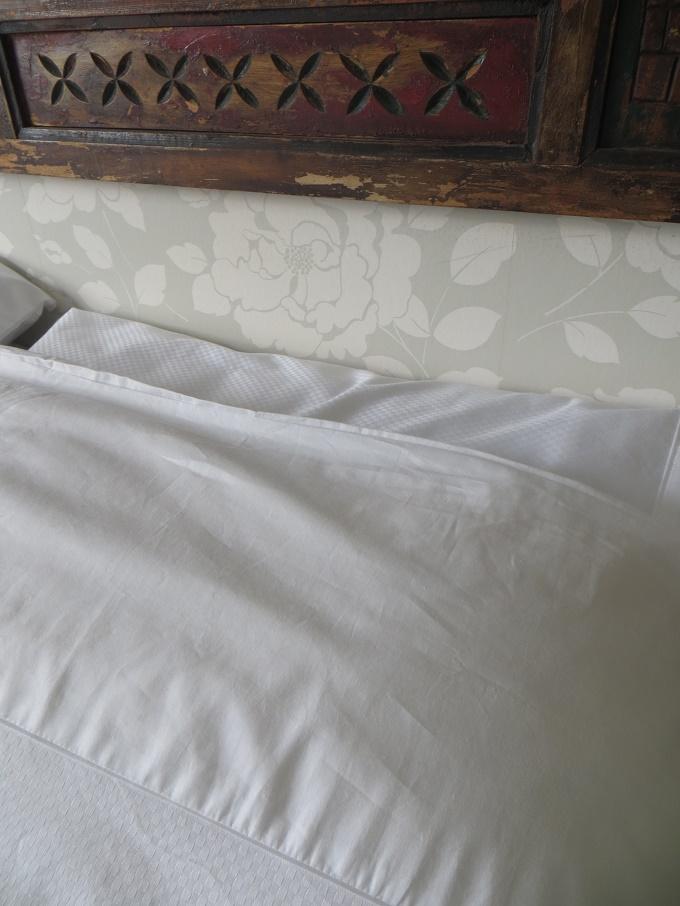 Egyptian Cotton Bedding The White Companyegyptian Cotton White Striped Bedding