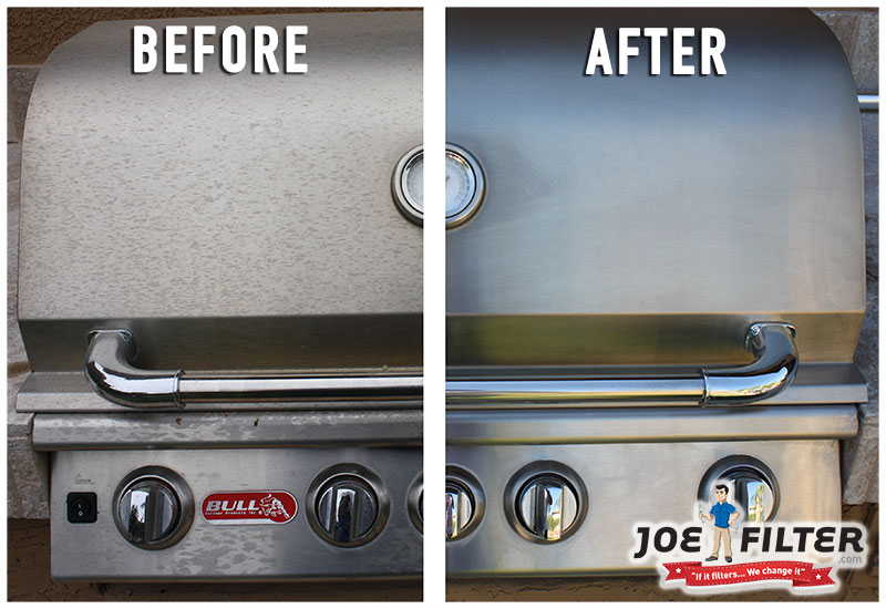 how to clean a bbq after cooking