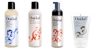 Ouidad hair care