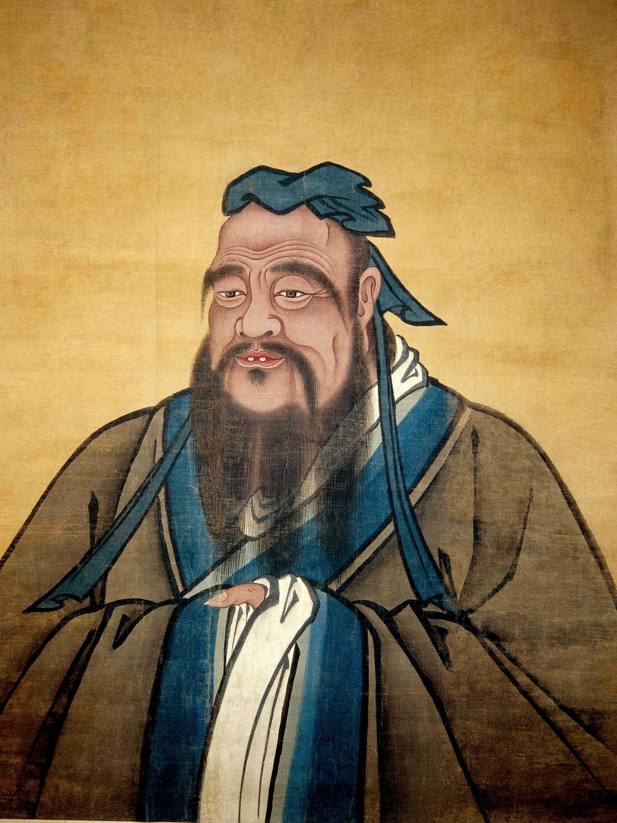 the effects of confucianism buddhism and islam on society Three philosophies of china: daoism, confucianism and buddhism  it is this aspect of dao that has the greatest impact for the chinese culture - but it can not be.
