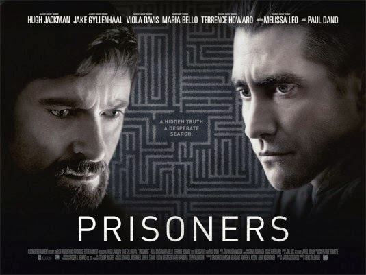 Prisoners movie poster
