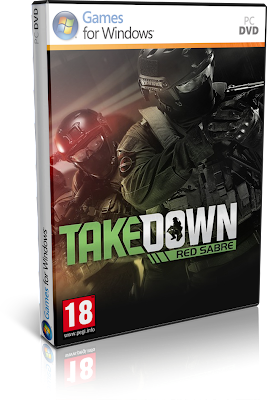 Takedown: Red Sabre [PC] [Español]