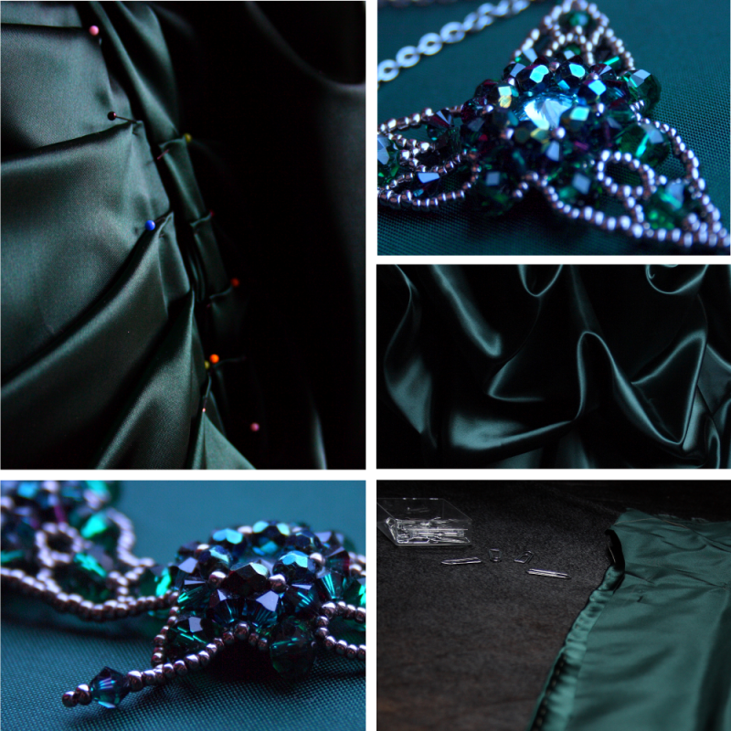 Steampunk-Outfit Work in Progress Part 2