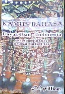 Kamus Bahasa Dayak Iban – Indonesia