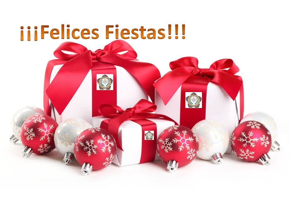 Felices Fiestas Decembrinas