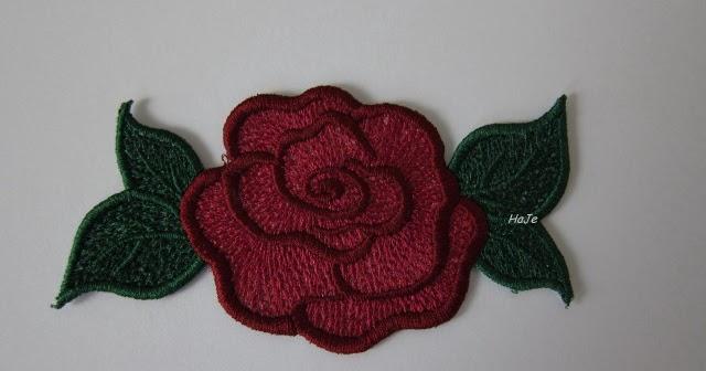 sticken und n hen es bl hen die rosen. Black Bedroom Furniture Sets. Home Design Ideas