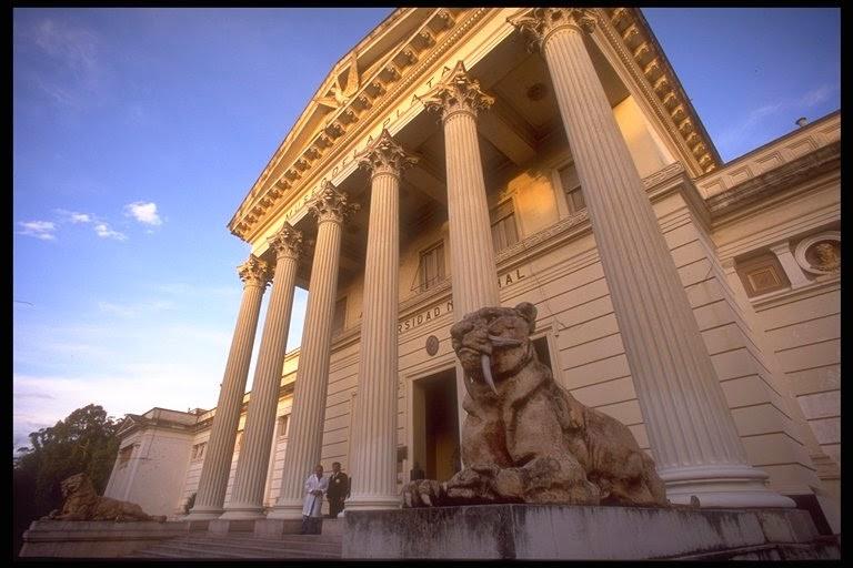 MUSEO DE CIENCIAS NATURALES LA PLATA