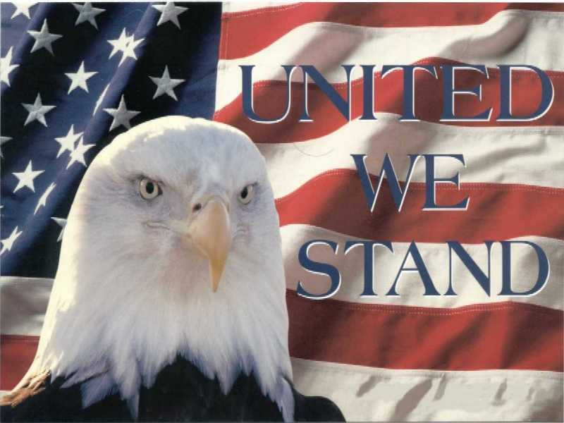 United we stand 