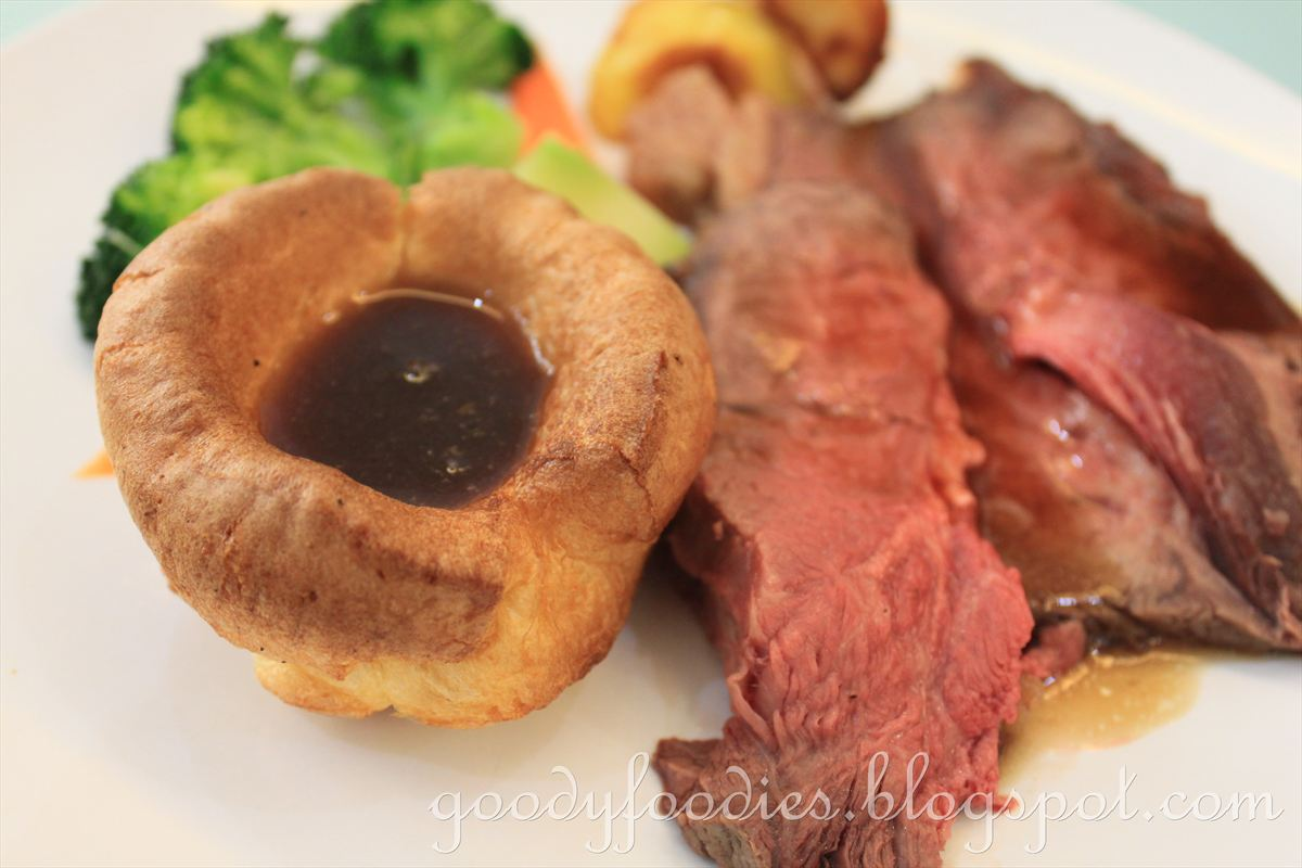 GoodyFoodies: Recipe: Best Mini Yorkshire Puddings (Yorkies)